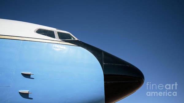 Wall Art - Photograph - Air Force One by Edward Fielding