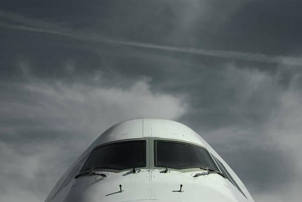 Cockpit Photograph - Aircraft by Laurent Chantegros