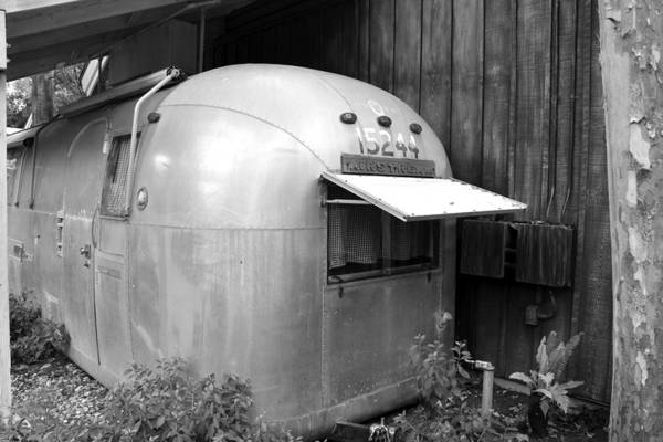 Wall Art - Photograph - Airstream Home by David Lee Thompson