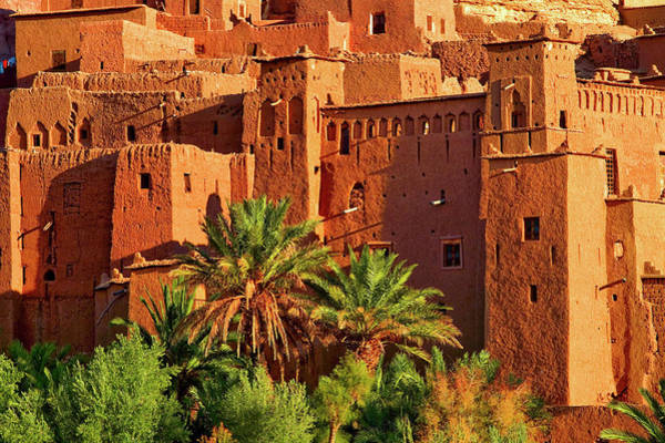 Ait Benhaddou Photograph - Ait-benhaddou Village by Visions Of Our Land