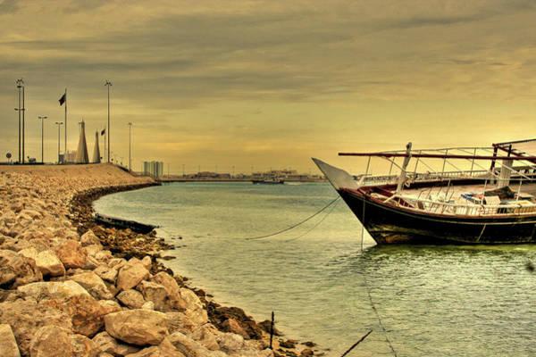 Bahrain Photograph - Al Muharraq Corniche Bahrain by Copyright© Sniperamatz / Raffy Jaravata Dulay  Image