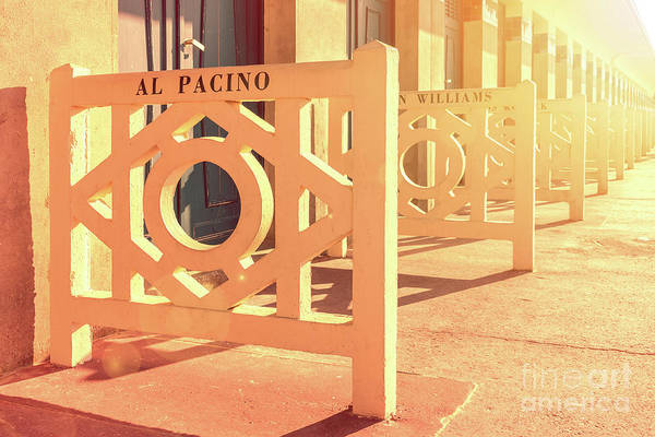 Wall Art - Photograph - Al Pacino In Deauville by Delphimages Photo Creations