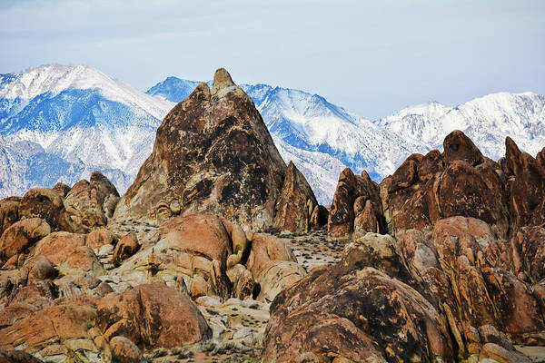 Photograph - Alabama Hills  by Kyle Hanson