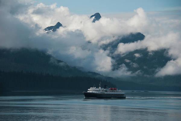 Photograph - Alaska Ferry Boat Matanuska by Yulia Kazansky