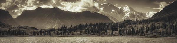 Wall Art - Photograph - Alaska Panorama by N P S Jacob W Frank