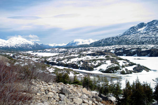 Wall Art - Photograph - Alaskan Landscape 76 by John Hughes
