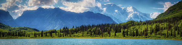 Wall Art - Photograph - Alaskan Panorama by N P S Jacob W Frank