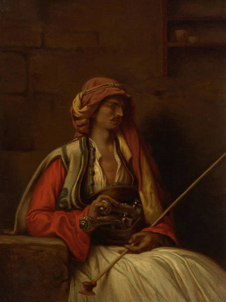 Albania Painting - Albanian by Jean-Leon Gerome