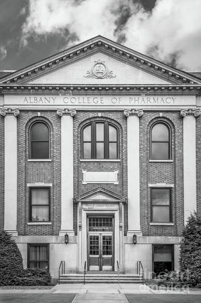 Photograph - Albany College Of Pharmacy O' Brien Building by University Icons