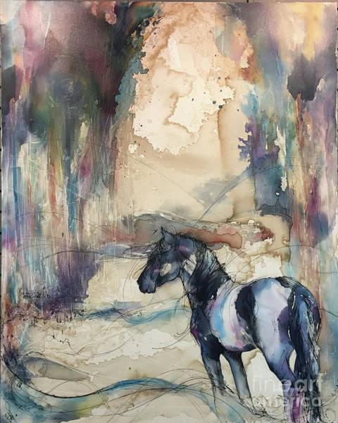Painting - Albert by Christy Freeman Stark