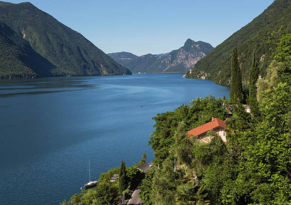 Wall Art - Photograph - Albogasio, Como Province, Lombardy by