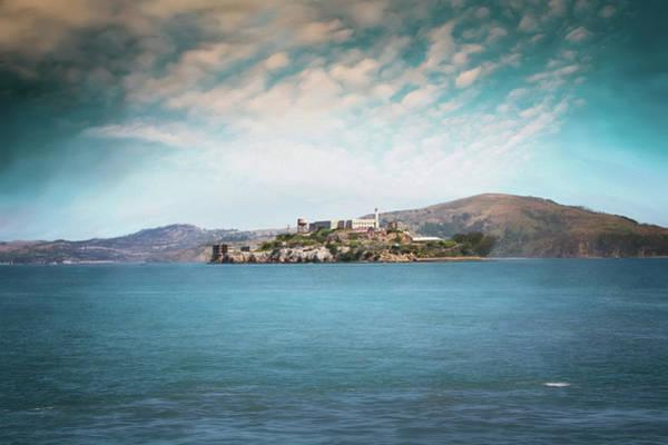 Wall Art - Photograph - Alcatraz Island San Francisco by Carol Japp