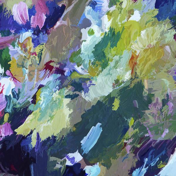 Painting - Alchemy 5 by David Lloyd Glover