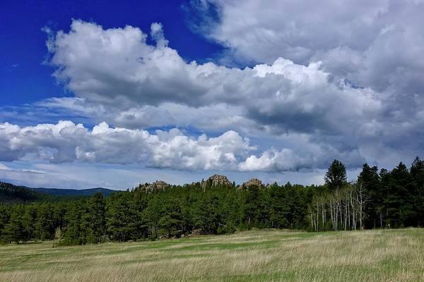 Photograph - Alderfer Park Cloudscape by Dan Miller