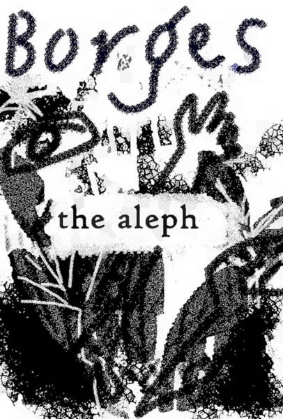 Drawing - Aleph Borges Arthouse Poster  by Paul Sutcliffe