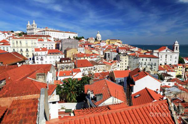 Wall Art - Photograph - Alfama Lisbon by John Rizzuto