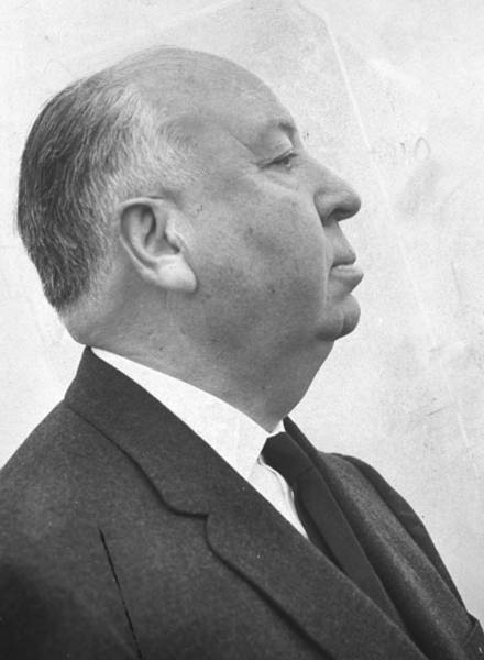 Photograph - Alfred Hitchcock by New York Daily News Archive