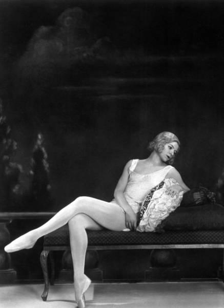 Revue Photograph - Alice Nikitina by Sasha