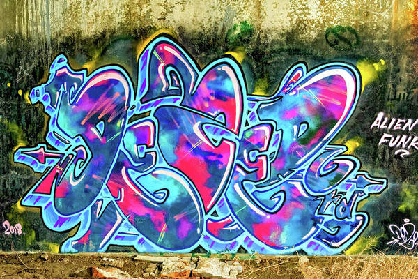 Wall Art - Photograph - Alien Funk by Steve Harrington