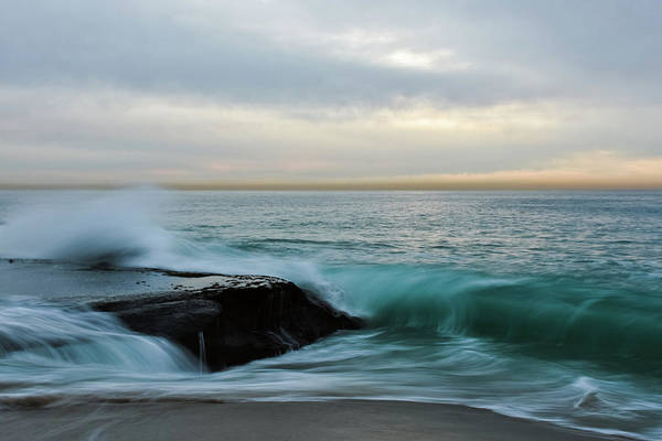 Photograph - Aliso Beach by Kyle Hanson