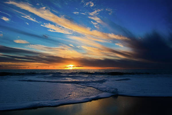 Photograph - Aliso Beach Laguna Beach by Kyle Hanson