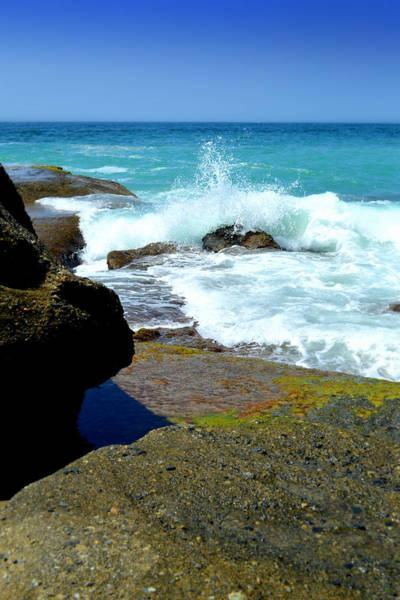 Photograph - Aliso Point Rocks - Laguna Beach by Glenn McCarthy Art and Photography
