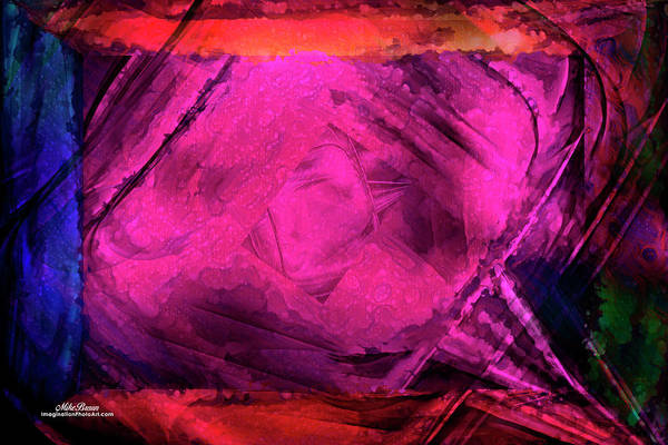 Digital Art - All Boxed In by Mike Braun