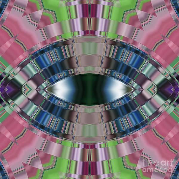 Digital Art - All Is All by Rachel Hannah