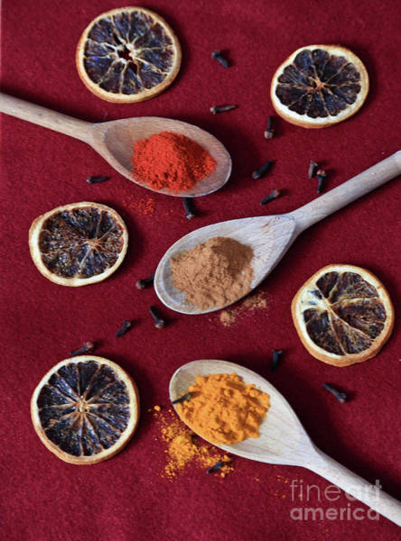 Wall Art - Photograph - All Spices by Tracy Hall