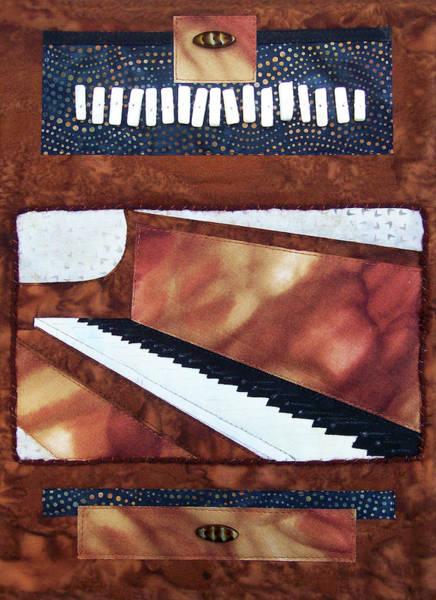 All That Jazz Piano Art Print