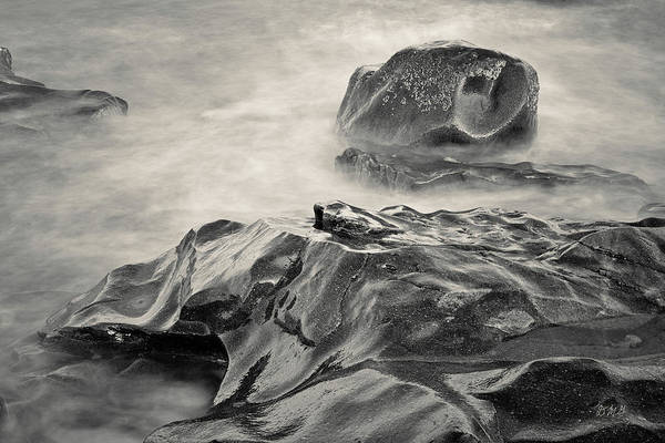 Photograph - Allens Pond Xvii Toned by David Gordon