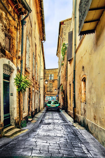 Photograph - Alley In Avignon by Kay Brewer