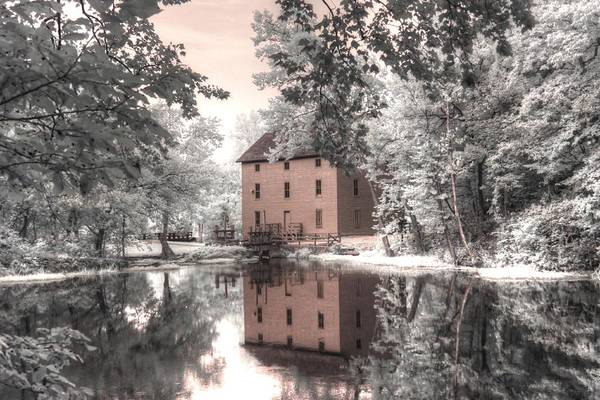 Riverway Photograph - Alley Springs Ozarks National Scenic Riverway Infrared by Jane Linders