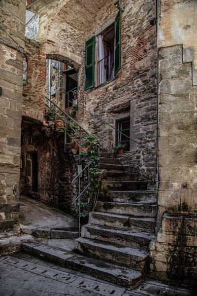 Wall Art - Photograph - Streets Of Manarola by Jaroslaw Blaminsky
