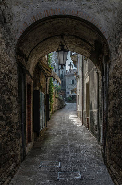 Wall Art - Photograph - Alleys Of San Marino by Jaroslaw Blaminsky