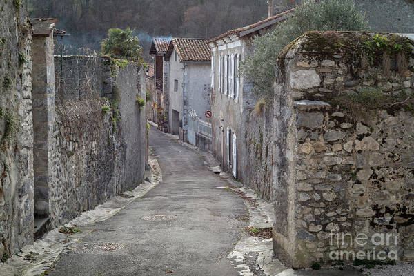 Photograph - Alleyway In South France by Perry Rodriguez