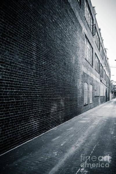 Wall Art - Photograph - Alleyway Washington Dc by Edward Fielding