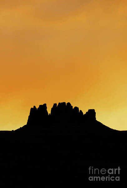 Navajo Indian Reservation Photograph - Almost Mexican Hat by DiFigiano Photography