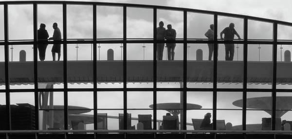 Photograph - Alone. Together by John Dakin