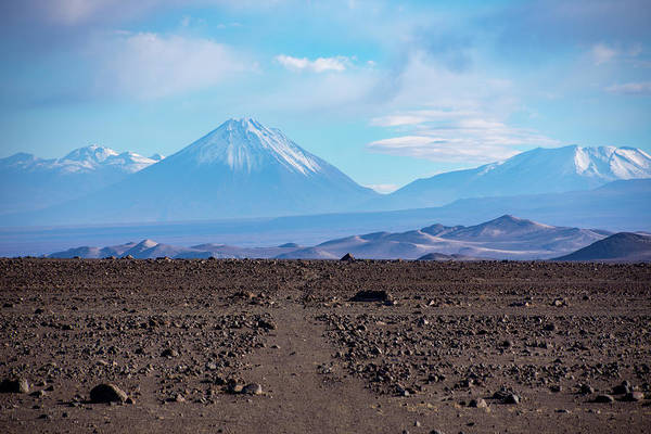 Photograph - Along The Inca Trail In The Atacama Desert by Mark Hunter