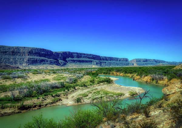 Wall Art - Photograph - Along The Rio Grande by Mountain Dreams