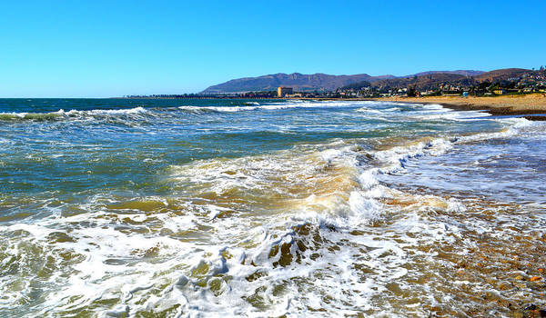 Photograph - Along The Ventura Coastline by Glenn McCarthy Art and Photography