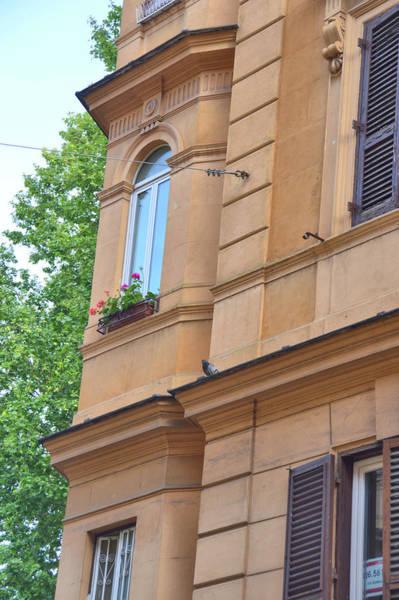 Photograph - Along Via Cardinale Marmaggi by JAMART Photography
