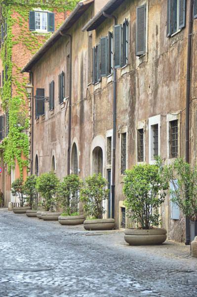 Photograph - Along Via Giulia by JAMART Photography