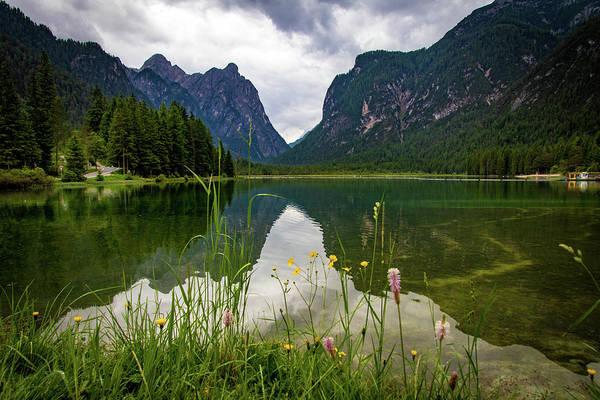 Wall Art - Photograph - Alpen Lake In Italy by Shari Pederson