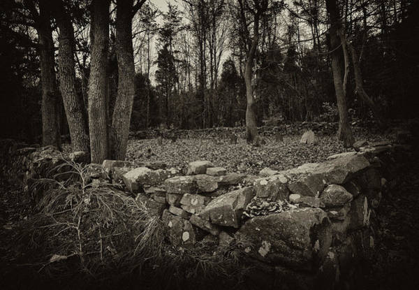 Photograph - Alpine Benders Cemetery by Mark Jordan