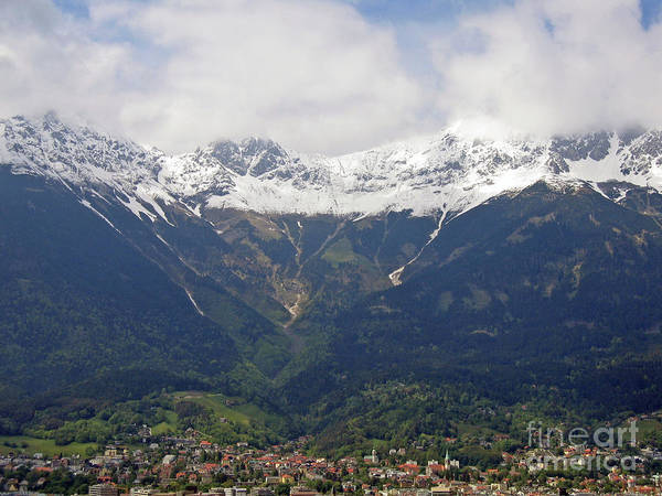 Photograph - Alpine Spring by Ann Horn