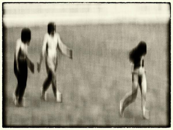 Photograph - Alain Derriere Chlothilde by Jorg Becker