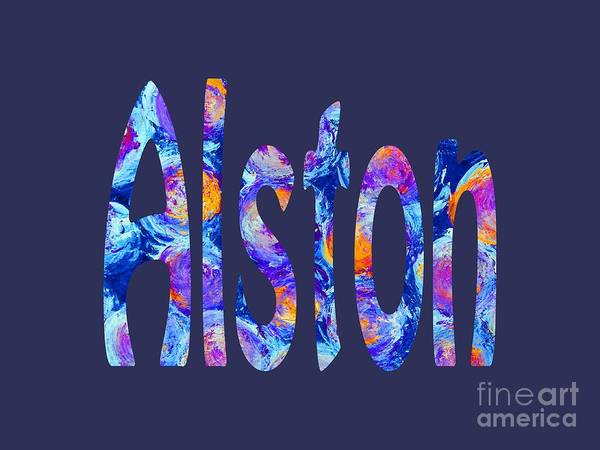 Digital Art - Alston by Corinne Carroll