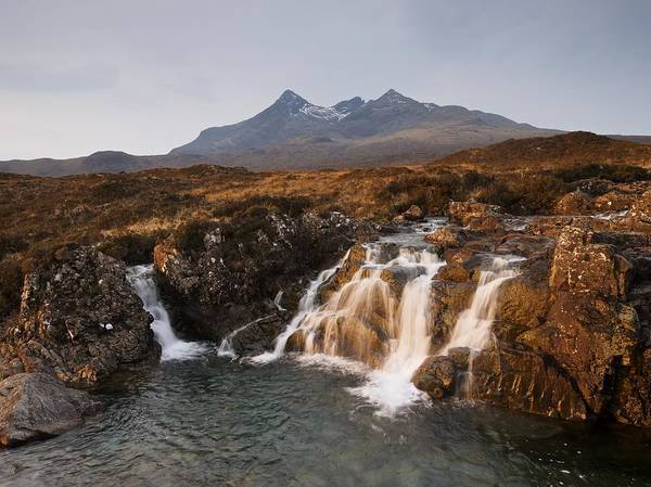 Photograph - Alt Dearg Mor by Stephen Taylor